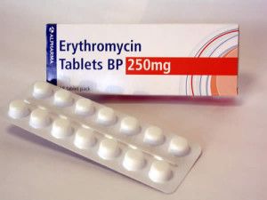 erthromycin tablets
